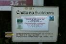 Chata s rozhlednou Svatobor
