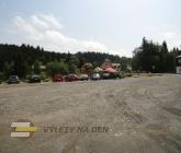 Modrava parkoviště (výchozí bod)