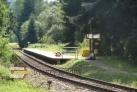 Železniční stanice Ovesná