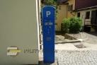 Parkoviště ve Vimperku