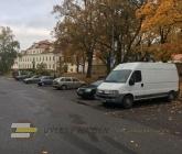 Parkoviště na Poláčkovo náměstí
