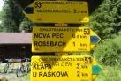 Rakouská cesta - U Říjiště