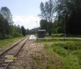Železniční stanice Pěkná