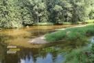 Posezení u řeky