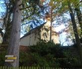 Kaple Nejsvětější Trojice se studánkou