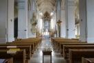 Vnitřek katedrály