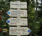 Pramen Vltavy