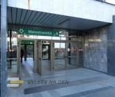 Stanice metra A - Malostranská