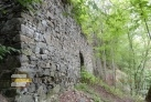 Zřícenina hradu Kozí Hřbet