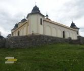 Kaple sv. Anděla Strážce (mimo trasu)