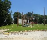 Sportovně relaxační centrum a golfové hřiště