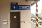 WC na nádraží