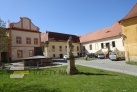 Zámek Horažďovice (mimo trasu)
