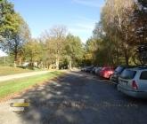Parkoviště u zámku