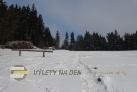 Nástupiště do běžecké stopy Oberstern
